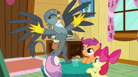 Gabby --help me by giving me a cutie mark!-- S6E19