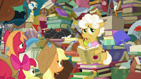 "Goldie Delicious ""Buttercup was just a nickname"" S7E13"