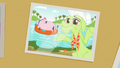 Granny Smith and swimming pig in photo S6E21.png