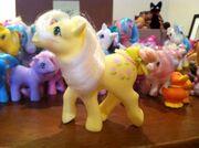 Lauren Faust G1 Posey toy