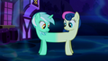 Lyra and Sweetie Drops merged together S5E13.png