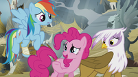 Pinkie Pie -that's what I was trying to tell you!- S5E8