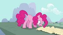 Pinkie Pie -why didn't you tell me- S4E09