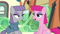 Pinkie imitating Maud S7E4