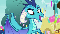 "Princess Ember ""part of friendship is"" S7E15"