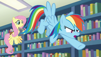 "Rainbow Dash ""take your word for it!"" S9E21"