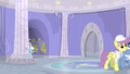 Rainbow hiding behind a pillar S5E5.png