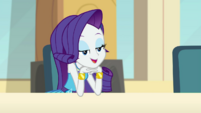 "Rarity ""it's very exclusive"" EGDS4"