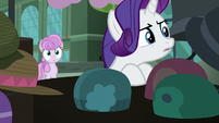 "Rarity ""none of these will do"" S5E16"