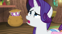 "Rarity ""that incredibly pungent odor"" S8E11"