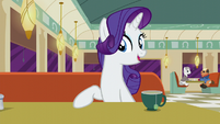 Rarity --when I decided to open this one-- S6E9