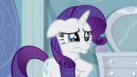 Rarity about to cry as well S5E5