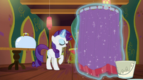 Rarity drops curtain over Coriander Cumin S6E12