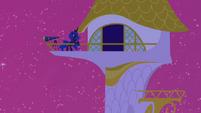 """S02E25 Luna """"Zostań w domu Twilight Sparkle"""""""