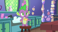 "Spike ""I remember that"" S7E2"