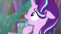 Starlight --ponies will find out what you did-- S6E2