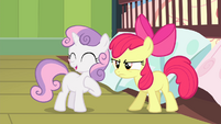 """Sweetie """"Why, that sounds delightful!"""" S4E17"""