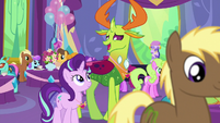 """Thorax """"it's a bit overwhelming"""" S7E1"""