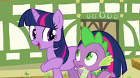 Twilight 'That's not a bad idea' S3E03