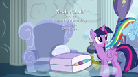Twilight Sparkle --tell us what happened-- S6E7