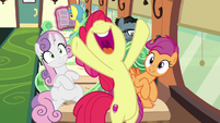 "Apple Bloom ""we can do anything!"" S9E22"