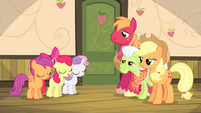 Apple Bloom -I accept your decision- S4E17