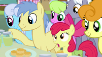 Apple Bloom -why'd ya move back-- S7E13