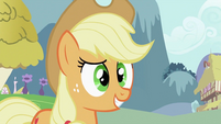 Applejack 'alright' S2E06