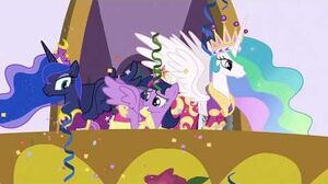 Behold, Princess Twilight Sparkle - Japanese