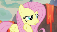 "Fluttershy ""I'm starting to think"" S9E9"