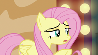 Fluttershy --the star wants control of the show-- S6E20