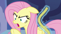"Fluttershy frustrated ""one more time!"" S7E14"
