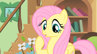 Fluttershy thinking S01E22