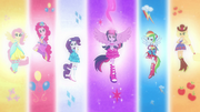 Main 6 united by magic EG