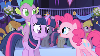 "Pinkie Pie ""isn't this exciting?!"" S1E01"