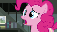 "Pinkie Pie ""why is all this happening now?"" S7E18"