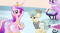 Princess Cadance hears news S3E12