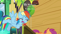Rainbow -did I interrupt your fan club meeting-- S8E20