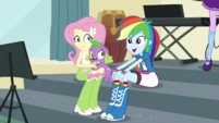 "Rainbow Dash ""so let's create one!"" EGS1"