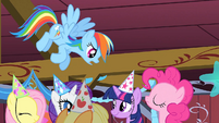 Rainbow Dash 'I'm just glad' S1E25