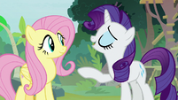 "Rarity ""I couldn't be happier"" S8E4"