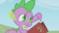 """Spike """"he just wants to take your order"""" S01E03"""