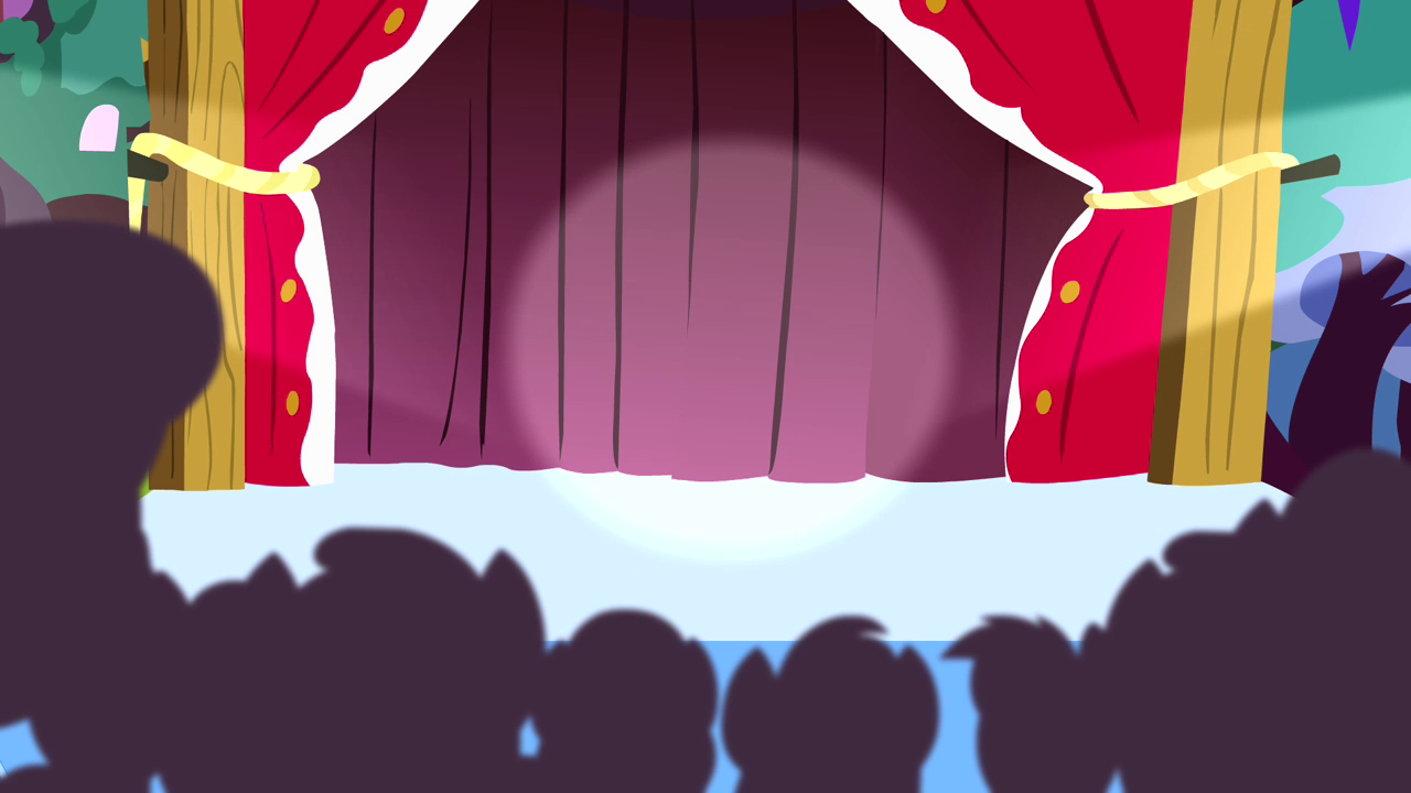 Spotlight Pointing Towards The Curtains S4E12.png