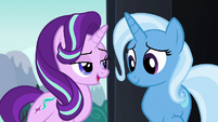Starlight Glimmer --I'd be honored-- S6E6