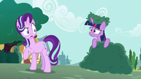 Starlight Glimmer looking aghast S6E6