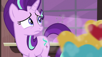 Starlight watching the Friendship Express leave S7E24