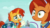 "Sunburst ""I'll give you a better one"" S8E8"