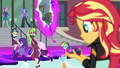 Sunset Shimmer looking at the device EG3.png