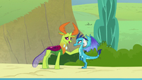 "Thorax ""get to the heart of the issue"" S7E15"