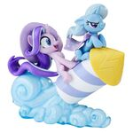 Trixie Lulamoon and Starlight Glimmer Fan Series figure